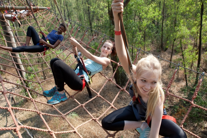 A funoutdoor activity for all ages