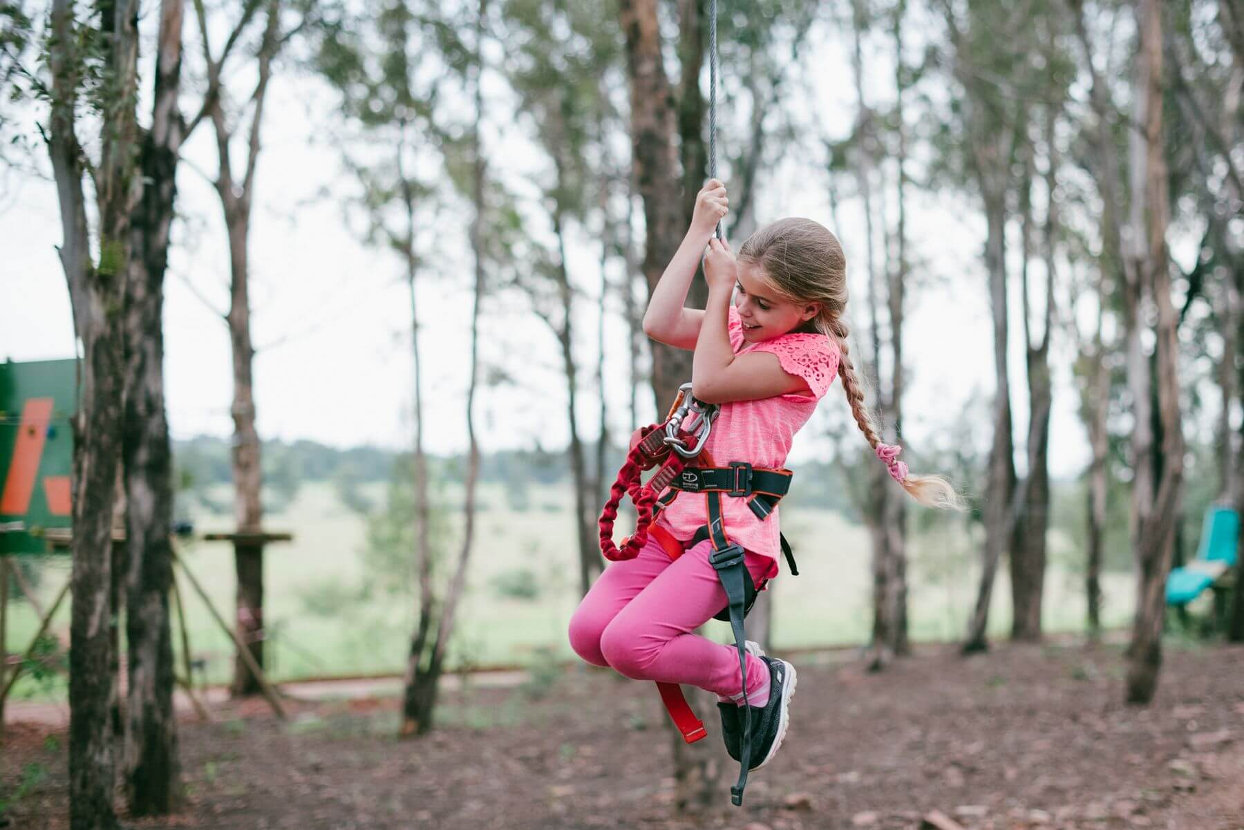 Outdoor Activity Park In Pretoria East Rosemary Hill