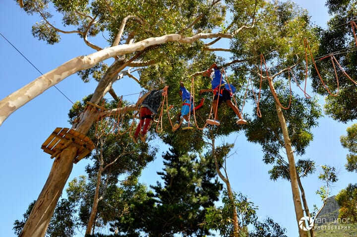 Treetop Adventure Capetown Acrobranch Outdoor Activity Parks